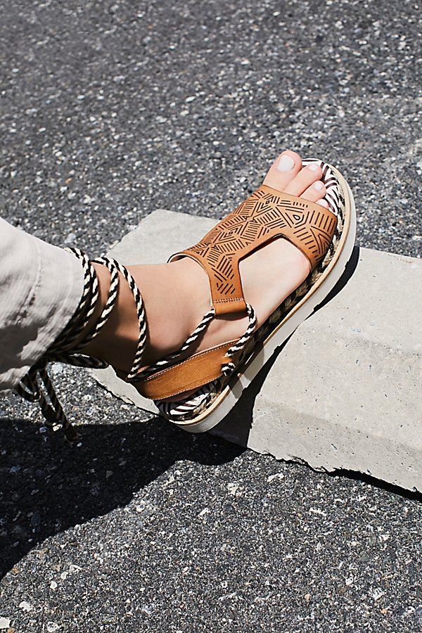 Slide View 1: Mursi Wrap Sandal