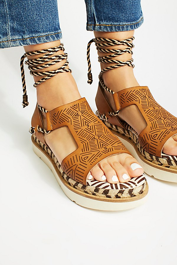 Slide View 4: Mursi Wrap Sandal