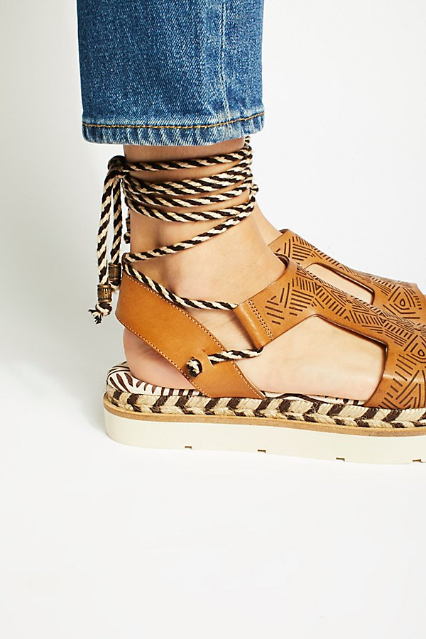 Slide View 5: Mursi Wrap Sandal