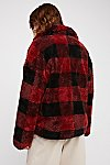 Thumbnail View 2: Oh So Cozy Plaid Pullover