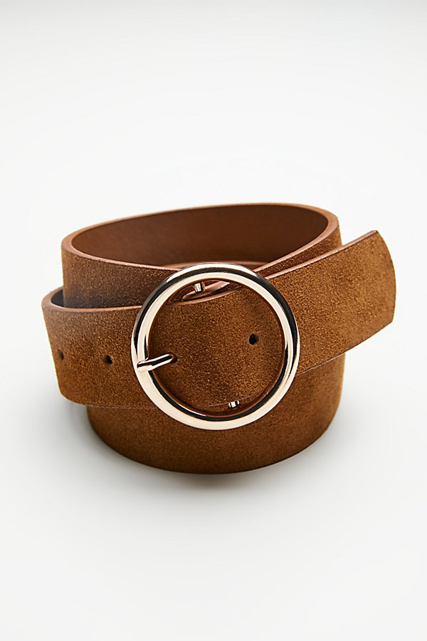 Slide View 2: Audrey Suede Belt