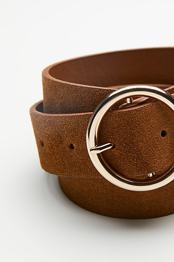 Slide View 3: Audrey Suede Belt