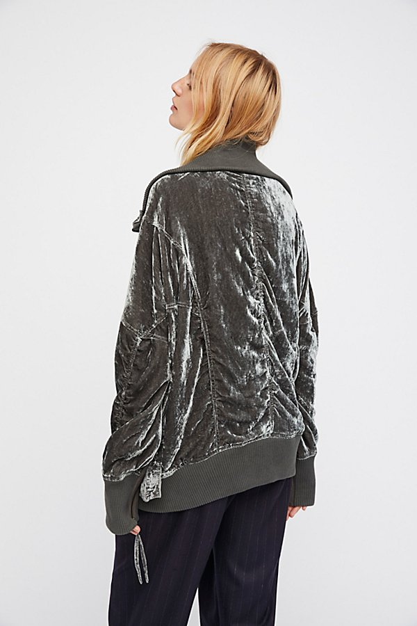 Slide View 4: Field Bomber Jacket
