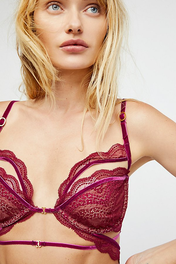 Slide View 1: Evie Lace Underwire Bra