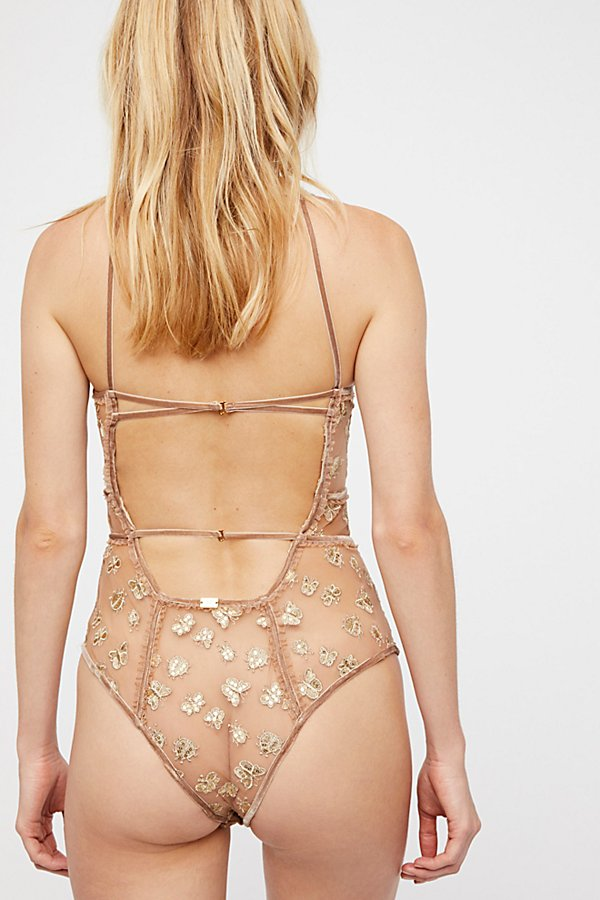 Slide View 2: Golden Garden Bodysuit