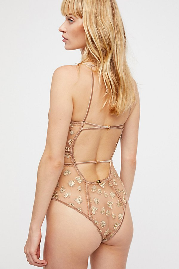 Slide View 3: Golden Garden Bodysuit