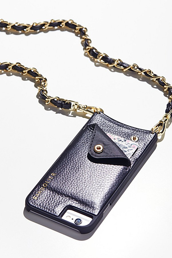 Slide View 1: Libby Crossbody iPhone Case