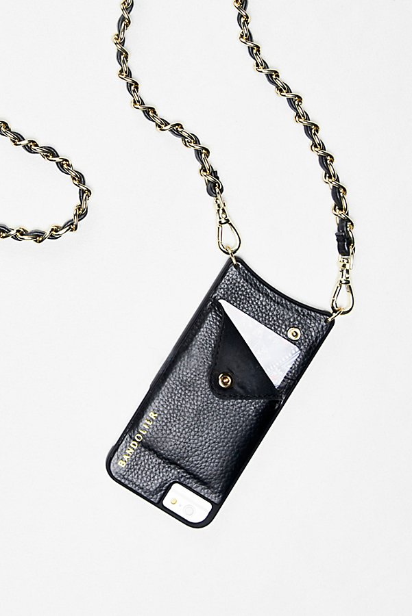 Slide View 3: Libby Crossbody iPhone Case