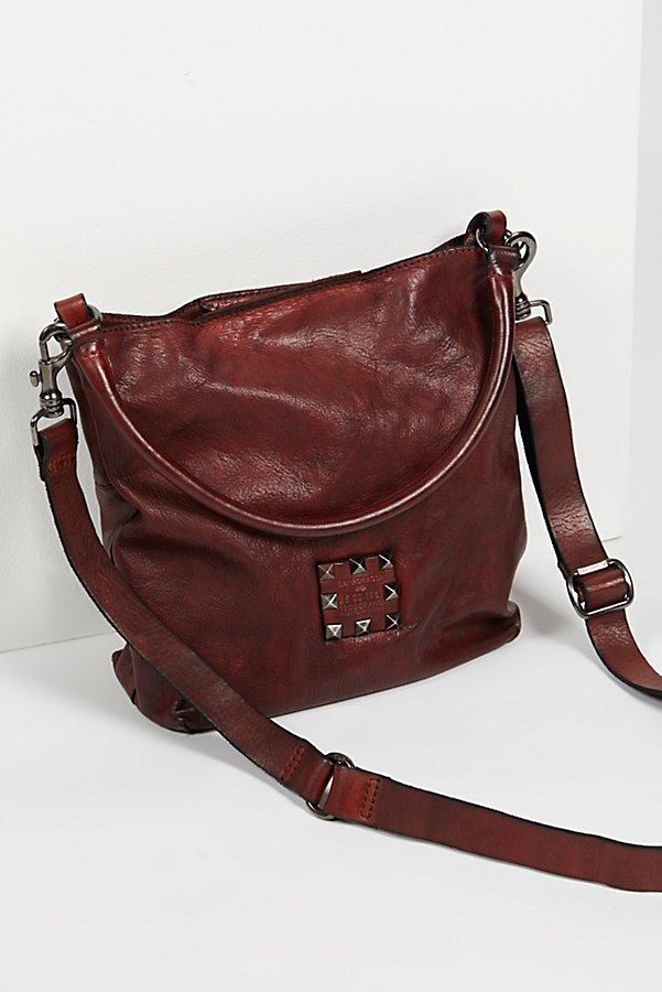 Slide View 2: Ravenna Leather Hobo