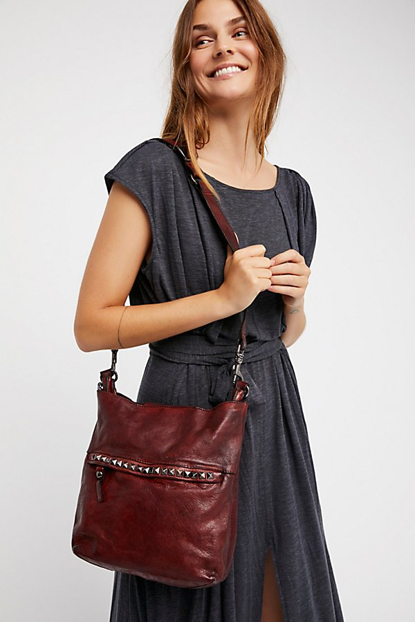 Slide View 6: Ravenna Leather Hobo