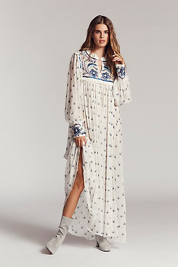 Loti Long Maxi Dress