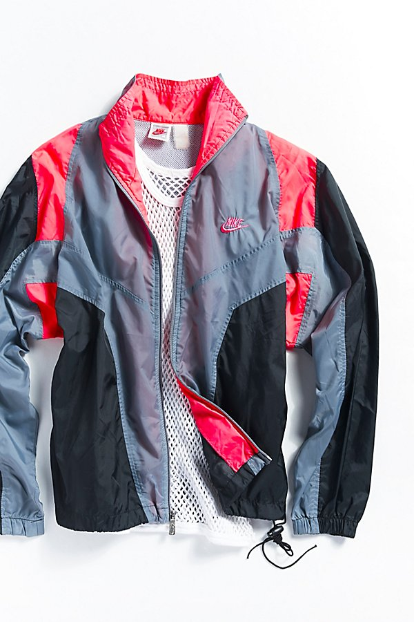 Slide View 1: Vintage 1980s Track Jacket