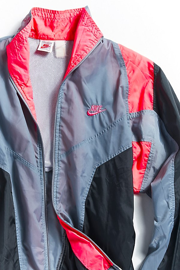 Slide View 4: Vintage 1980s Track Jacket