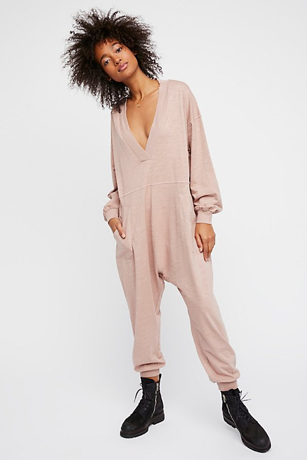 Slide View 1: Just Because Jumpsuit