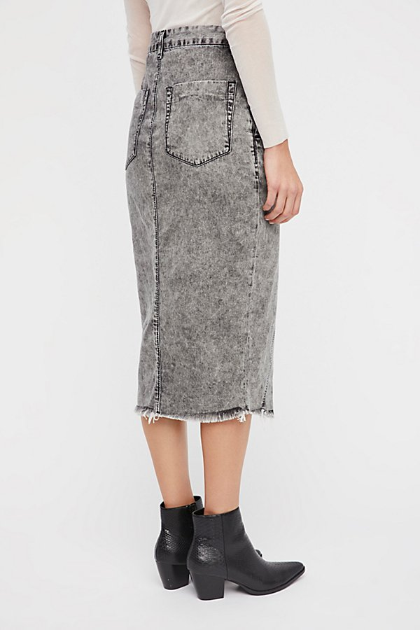 Slide View 2: Society Wrap Skirt