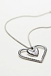 Thumbnail View 2: Charmed Heart Lariat Necklace