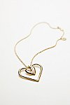 Thumbnail View 3: Charmed Heart Lariat Necklace
