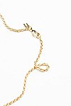 Thumbnail View 4: Charmed Heart Lariat Necklace