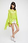 Thumbnail View 2: Summer Breeze Hooded Poncho