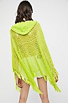 Thumbnail View 3: Summer Breeze Hooded Poncho