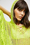Thumbnail View 4: Summer Breeze Hooded Poncho