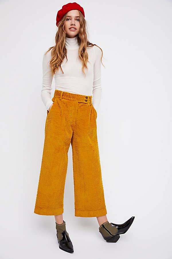 Slide View 1: Riva Cord Trousers
