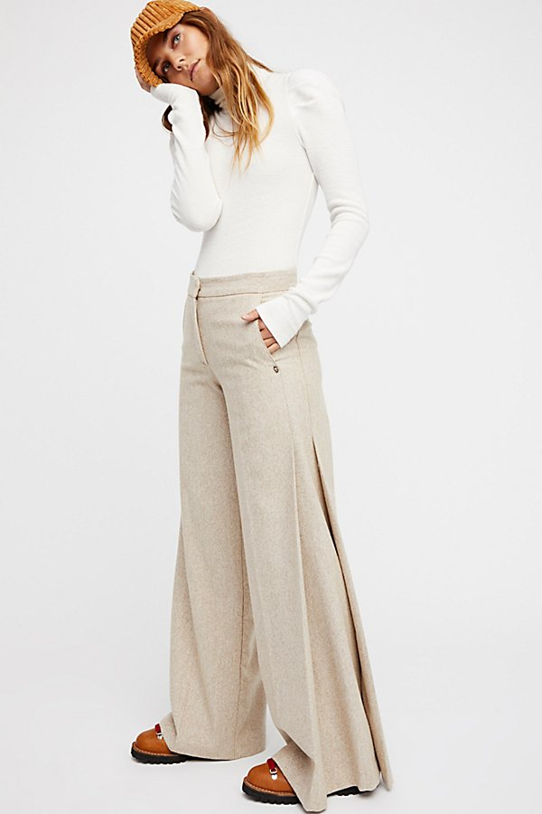 Slide View 2: Ghost Wide Leg Trousers