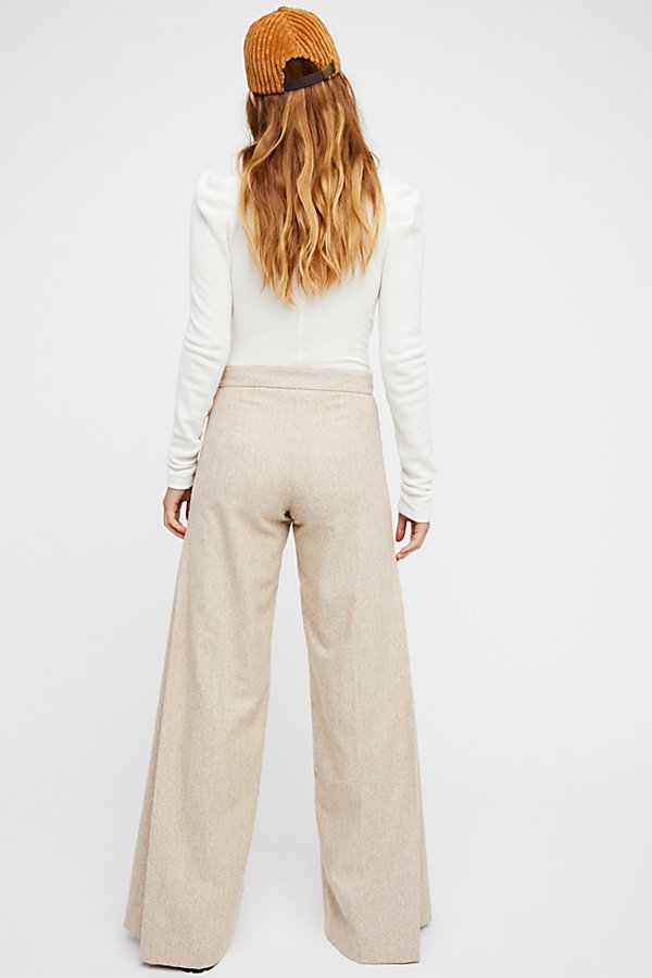 Slide View 4: Ghost Wide Leg Trousers