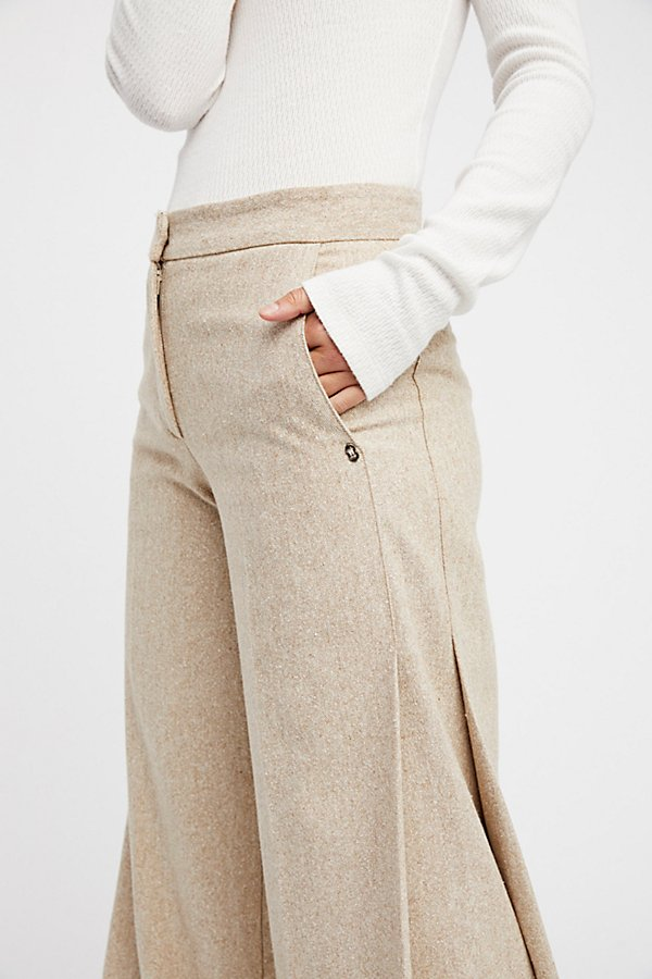 Slide View 5: Ghost Wide Leg Trousers