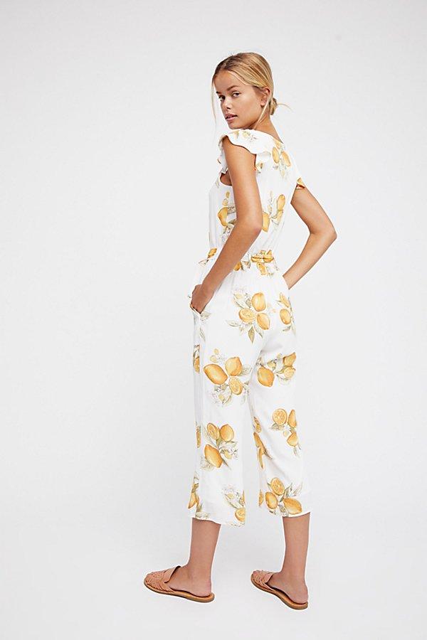 Slide View 2: Lemons Jumpsuit