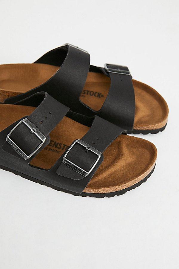 Slide View 3: Vegan Arizona Birkenstock