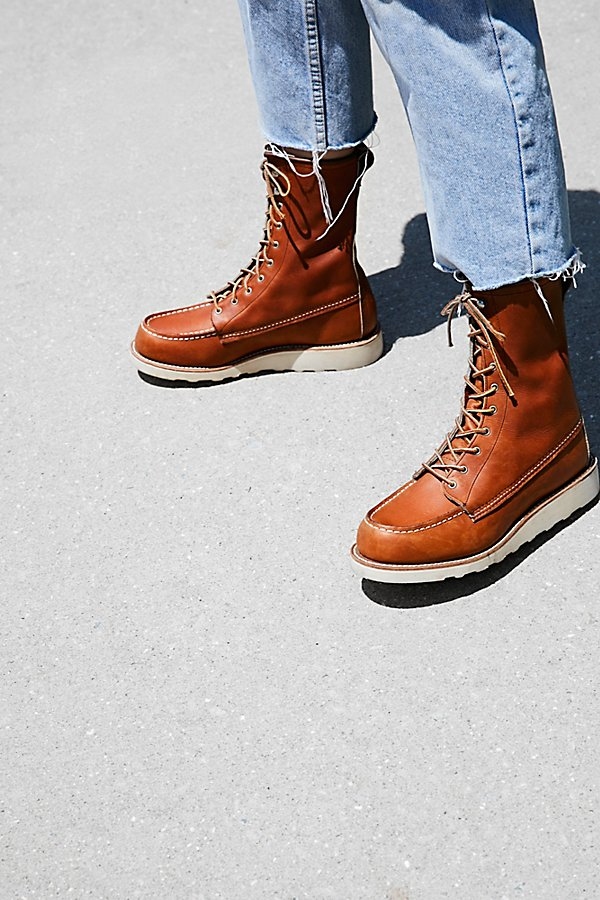 Slide View 1: Red Wing Classic Moc Boot