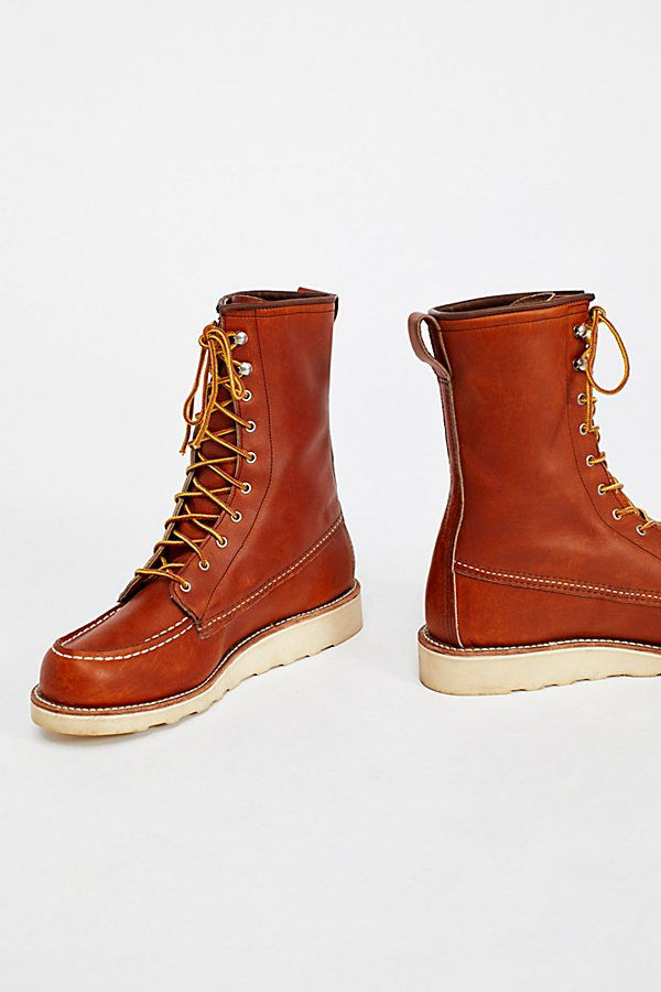 Slide View 2: Red Wing Classic Moc Boot