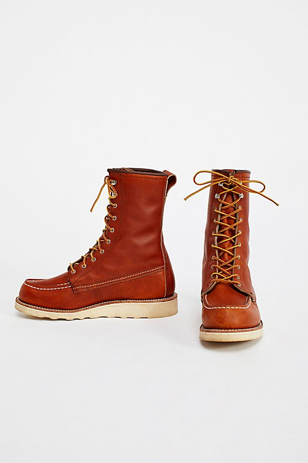 Slide View 3: Red Wing Classic Moc Boot