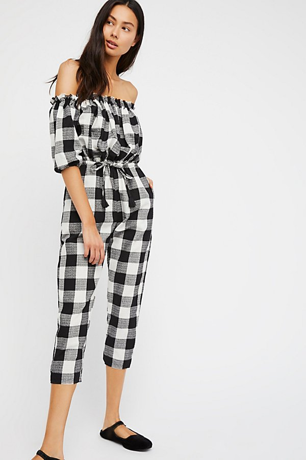 Slide View 1: Nashville Jumpsuit