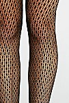 Thumbnail View 1: Moonage Lurex Fishnet Tights