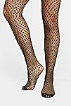 Thumbnail View 2: Moonage Lurex Fishnet Tights