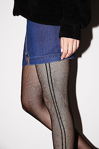 Sport Fishnet Tights