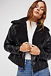 Thumbnail View 1: Halen Vegan Moto Jacket