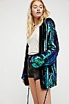 Thumbnail View 1: City Lights Sequin Jacket