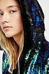 Thumbnail View 3: City Lights Sequin Jacket