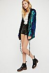 Thumbnail View 4: City Lights Sequin Jacket