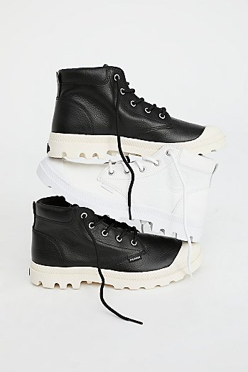 Leather Pampa Low Boot