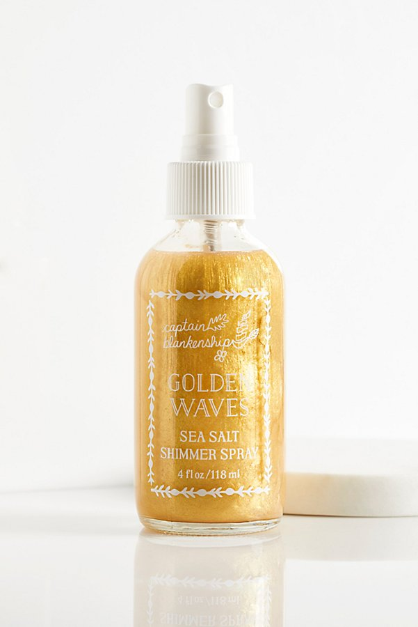 Slide View 2: Golden Waves Salt Spray