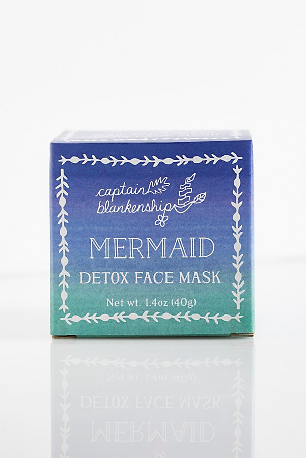 Slide View 2: Mermaid Detox Face Mask
