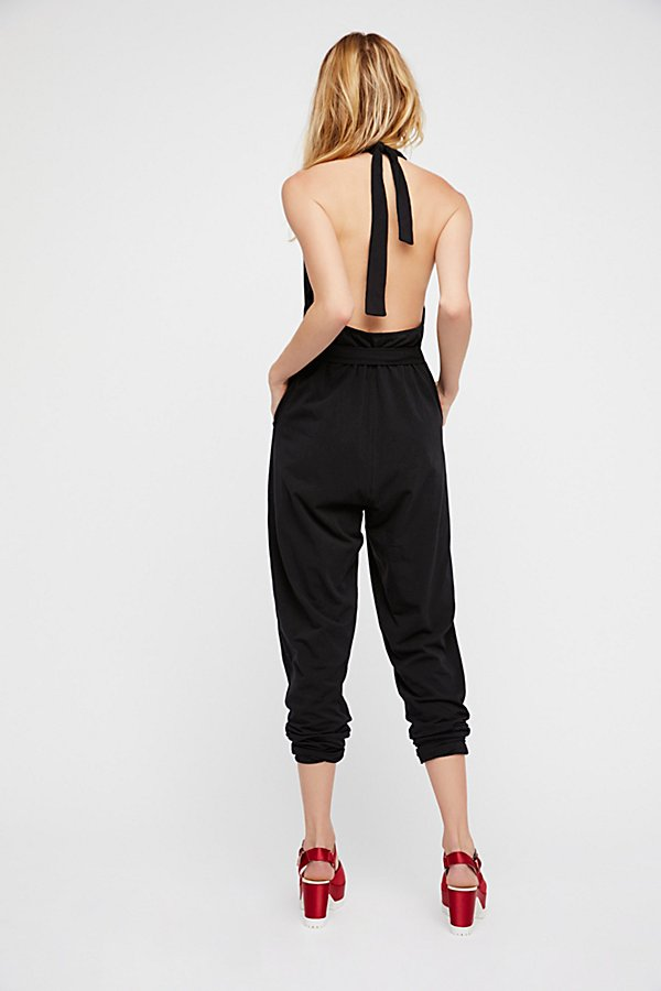 Slide View 3: Stir It Up Wrapped Jumpsuit