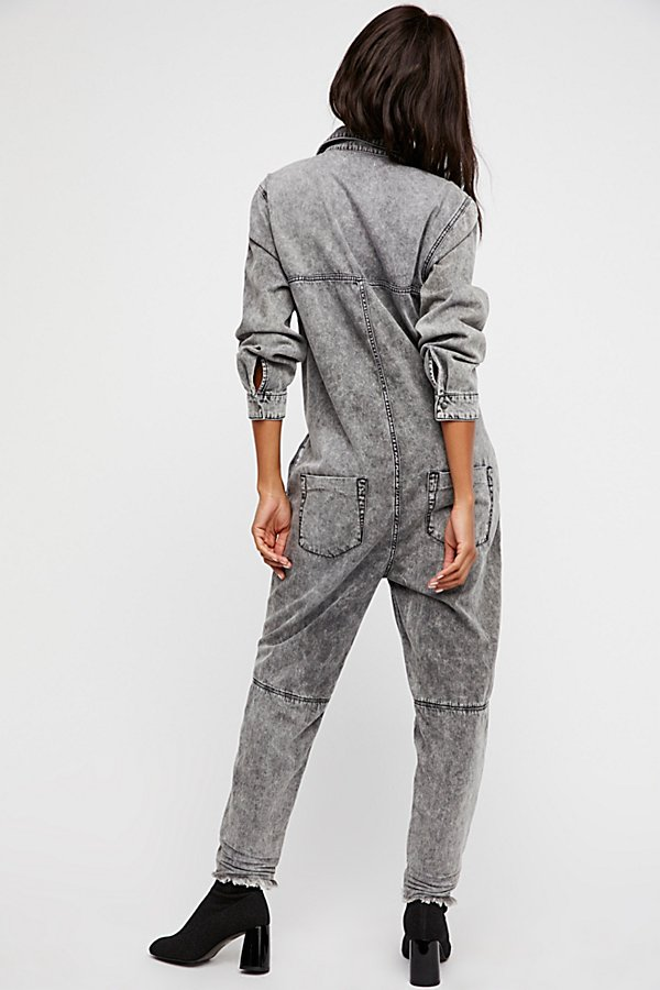 Slide View 2: Society Jumpsuit