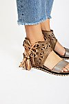 Thumbnail View 4: Petrona Mini Wedge Sandal
