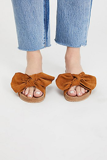 Do The Twist Sandal