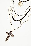 Thumbnail View 6: Florence Leather Charm Rosary